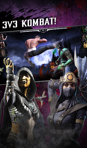 MORTAL KOMBAT: The Ultimate Fighting Game!  screenshots 2