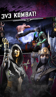 How to hack MORTAL KOMBAT for android free