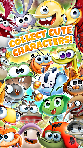 Best Fiends - Free Puzzle Game apkpoly screenshots 18