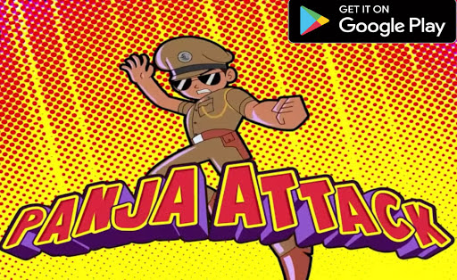 New Little Singham Mahabali Game - Police Cartoon 4 screenshots 6