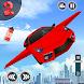 Flying Car Shooting Game: Modern Car Games 2021