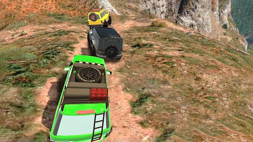Offroad Car Driving 4x4 Jeep Car Racing Games 2021 1.3 screenshots 1