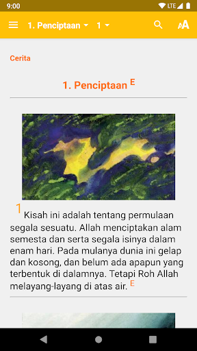 Cerita Alkitab Terbuka modavailable screenshots 2