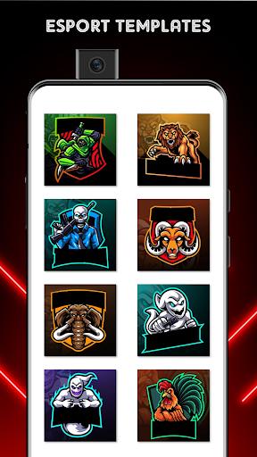 Logo Esport Maker | Create Gaming Logo Maker  Screenshots 12