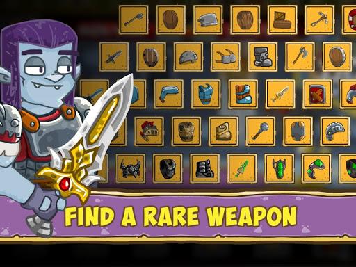 Let's Journey - idle clicker RPG - offline game 1.0.19 screenshots 11