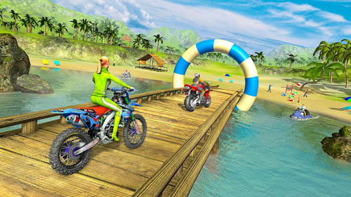 Water Surfer Racing In Moto modavailable screenshots 5