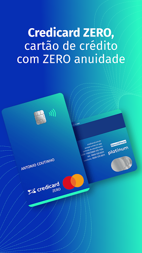 Credicard: Cartu00e3o de cru00e9dito android2mod screenshots 1