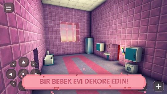 Glam Doll House Craft  Kız Oyunu Apk 2021 1