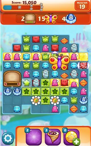 Dreamland Story: Match 3, fun and addictive android2mod screenshots 7
