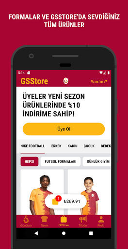 Galatasaray 1.7.30633 Screenshots 7