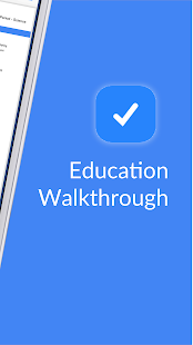 Education Walkthrough