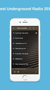 Tekno Hardtek Psy Goa Radio 1.0 MOD for Android 3