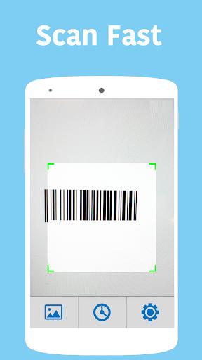 QR Barcode Scanner 2.1.09 Screenshots 1