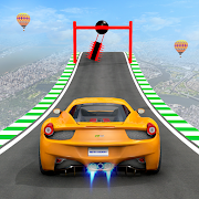 Mega Ramp Car Stunts 3D - Racing Car Games 2021