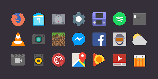 Deepin Icons – Icon Pack v2.7 [Patched] 3