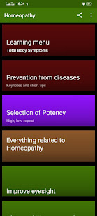 Homeopathic treatment easy yourself