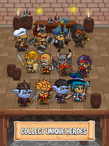 Five Heroes: The King's War  screenshots 8