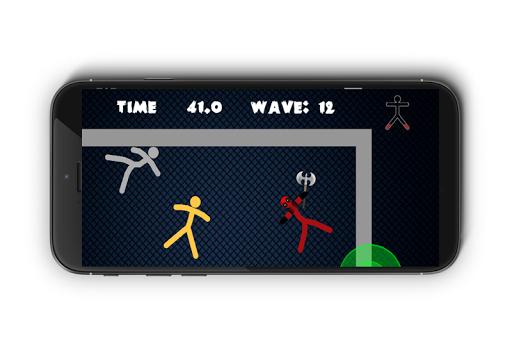 Stickman Warriors Online 1.0 screenshots 7
