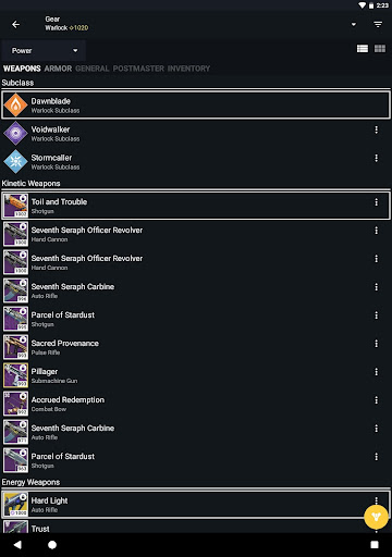 Destiny 2 Companion 14.0.0 build #1086 screenshots 9