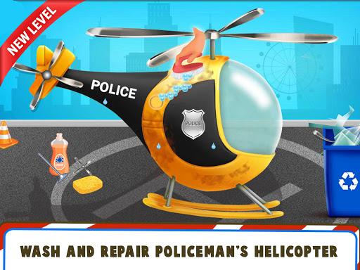 Crazy Policeman - Virtual Cops Police Station apkmr screenshots 5