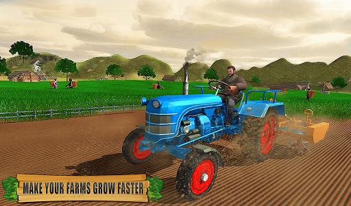 Farming Tractor Driver Simulator : Tractor Games 1.9.5 Screenshots 11