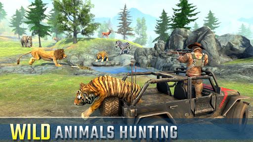 Wild Animal Hunting 2021: Best Shooting Games FPS  Screenshots 1