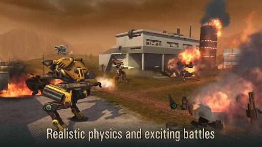 WWR: Warfare Robots Game (PvP of War Robots) screenshots 5