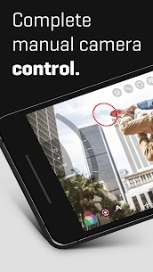 FiLMiC Pro: Professional HD Manual Video Camera Mod 6.14.0 Apk (Free Download) 1