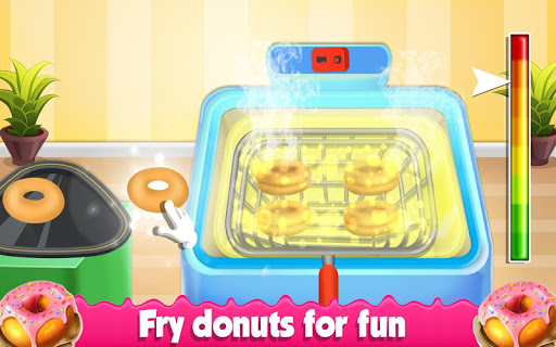 Donuts Factory Game : Donuts Cooking Game 1.0.3 screenshots 7