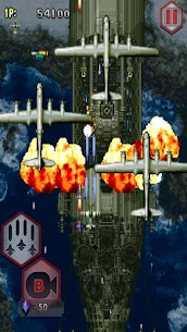 STRIKERS 1945 classic Apk Mod + OBB/Data for Android. 2