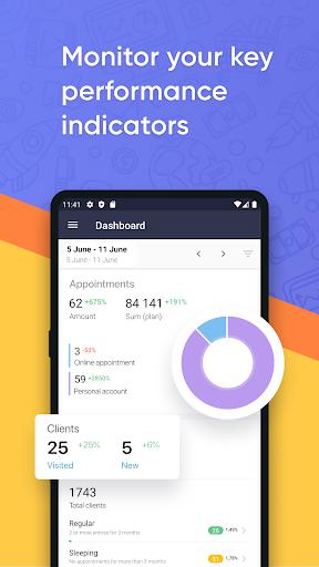 DIKIDI Business  screenshots 1