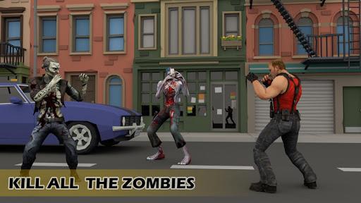 Télécharger gratuit Zombies Frontier Dead Target Killer: Zombie Battle APK MOD 2