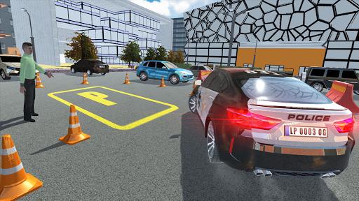 luxury suv car parking screenshot 3