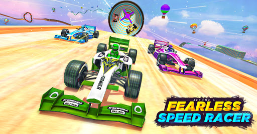 Car Racing Formula Stunt 3D: New Car Games 2021 screenshots 1