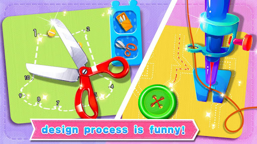 ud83dudccfud83cudf80Baby Tailor - Clothes Maker modavailable screenshots 17