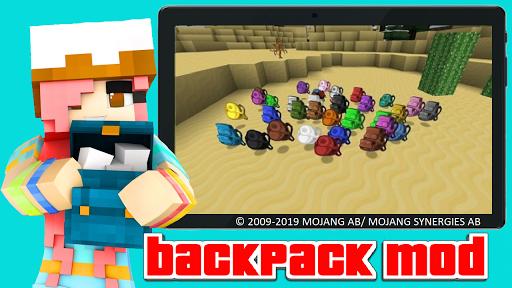 Backpack mod 80.5 screenshots 1