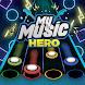 ギターミュージックヒーロー-リズムピアノゲーム - Androidアプリ