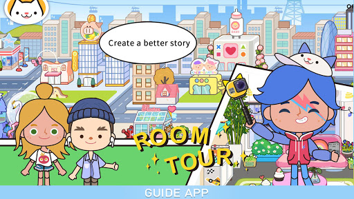 Guide For Miga Town My World Toka hack tool