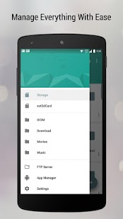 File Manager File Explorer Pro Screenshot