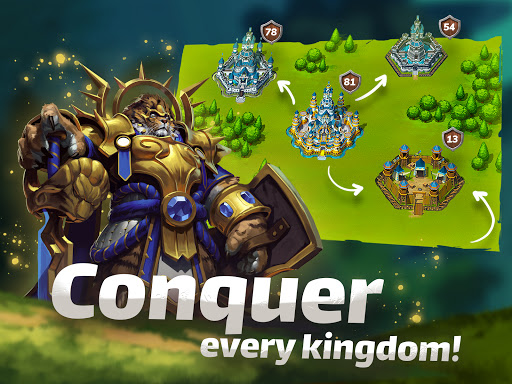 Million Lords: Kingdom Conquest - Strategy War MMO modavailable screenshots 8