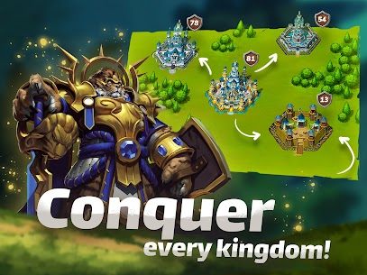 Million Lords: Kingdom Conquest – Strategy War MMO 8