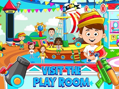 My Town : Hotel For Android [Paid, MOD] 10