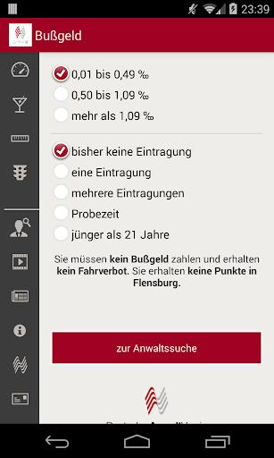 Bußgeld 2.6 screenshots 2