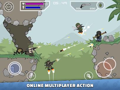 Mini Militia – Doodle Army 2 8