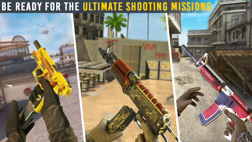 Immortal Squad Shooting Games: Free Gun Games 2020 21.5.3.3 screenshots 4
