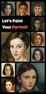 PortraitAI – Classic Portrait & Avatar by AI (MOD APK, Pro) v1.3.11 1