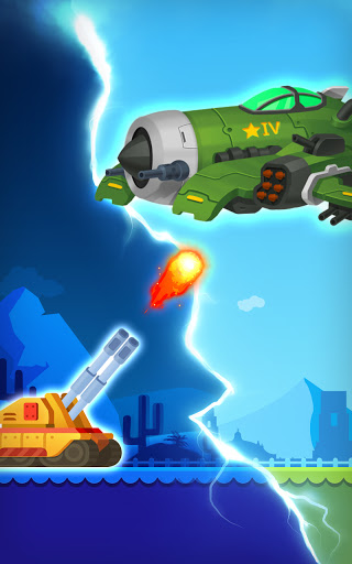 Tank Firing - FREE Tank Game 2.1.8 screenshots 1