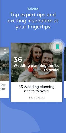 Bridebook - Wedding Planning App 1.9.66 Screenshots 7