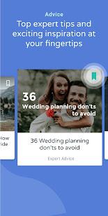 Bridebook - Wedding Planning App screenshots 7