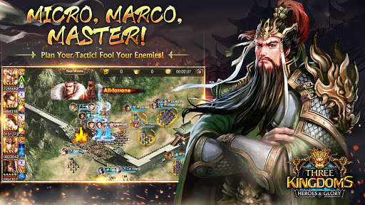 Three Kingdoms: Heroes & Glory screenshots 3